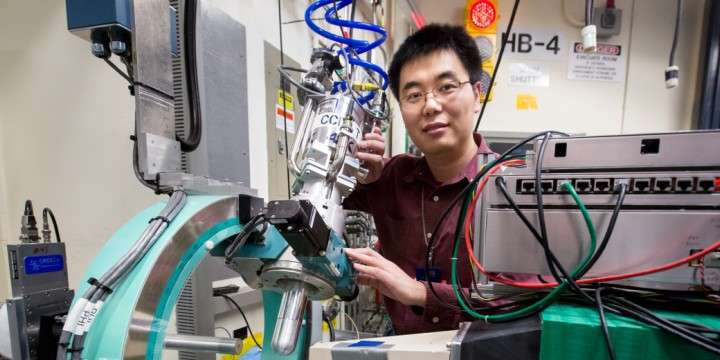 Researcher employs HFIR to explore the mysterious world of quantum spin