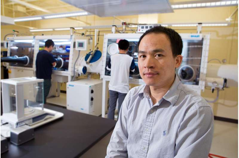 Researcher's discovery of new crystal structure holds promise for optoelectronic devices