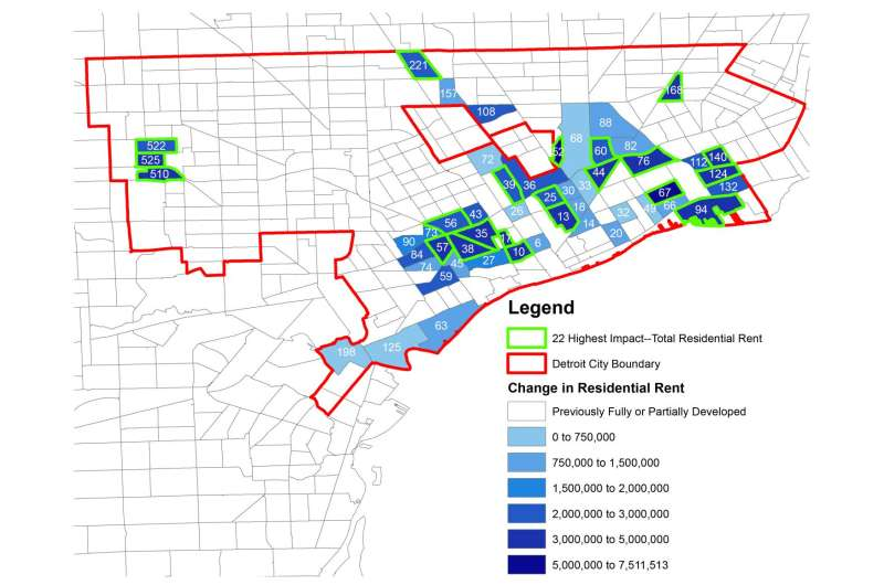 Revitalizing Detroit requires development of specific neighborhoods
