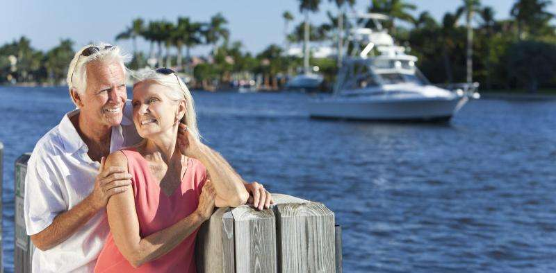 Rich American seniors are getting healthier, leaving the poor behind