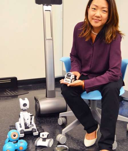 Robots are here to stay, so let's make them better, says psychologist