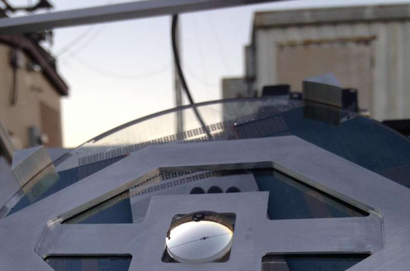 Rooftop concentrating photovoltaics win big over silicon in outdoor testing