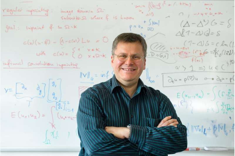Saarland University professor receives top research award for improved image compression