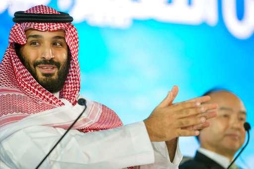 Saudi Arabia plans to build futuristic city for innovators