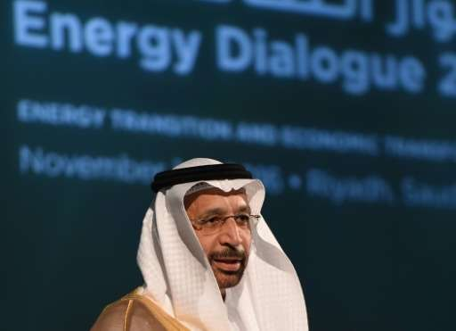 Saudi Minister of Energy, Industrial and Mineral Resources, Khaled al-Falih, said the kingdom will begin its plan to wean itself