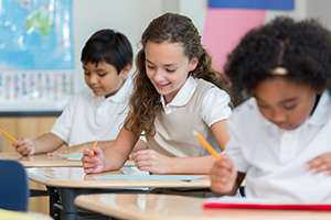 School vouchers bring more money to Catholic schools -- but at a cost, study finds