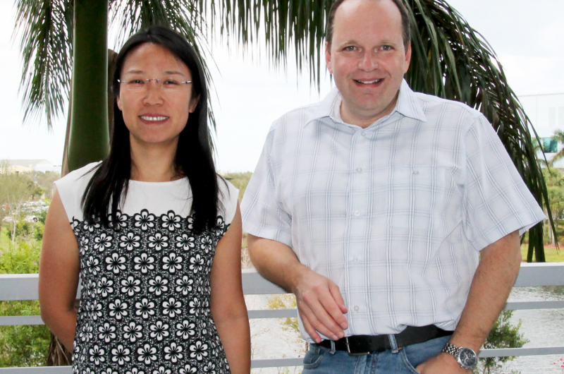 Scripps Florida scientists develop new drug delivery method for cancer therapy