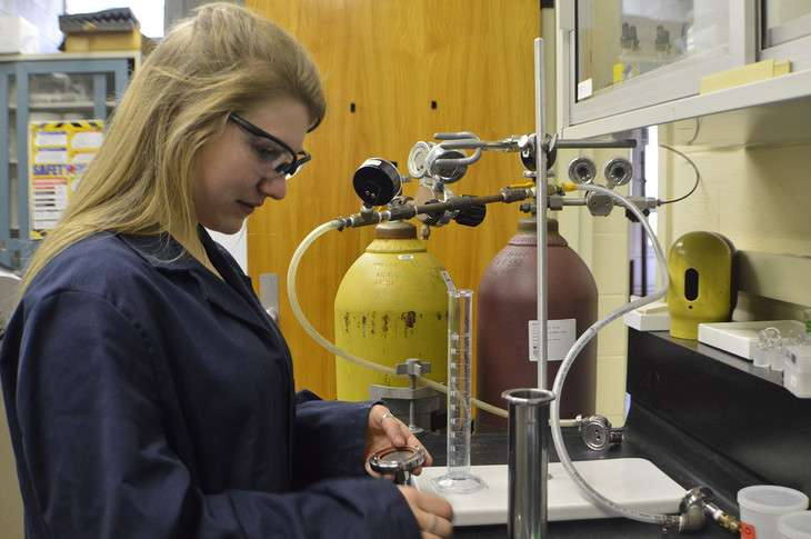 Senior's published research could enhance water treatment processes