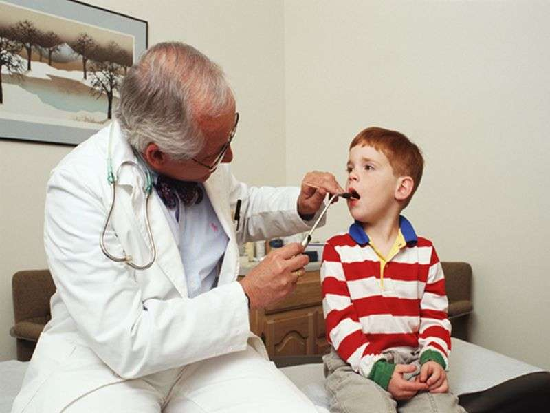 Should more kids have their tonsils out?