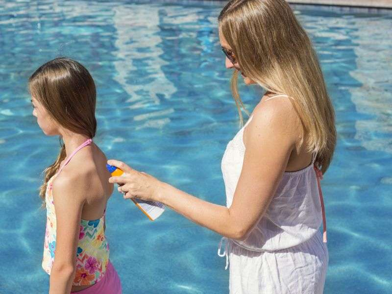 Smart steps for sun protection