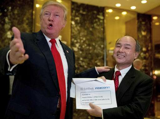 Softbank adds Fortress Investment to growing empire