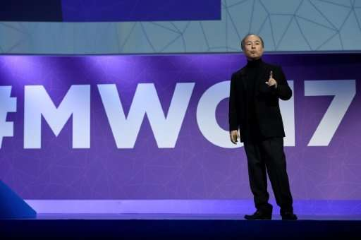 SoftBank Group CEO Masayoshi Son sees an investment in Uber as part of a broader focus on tech startups