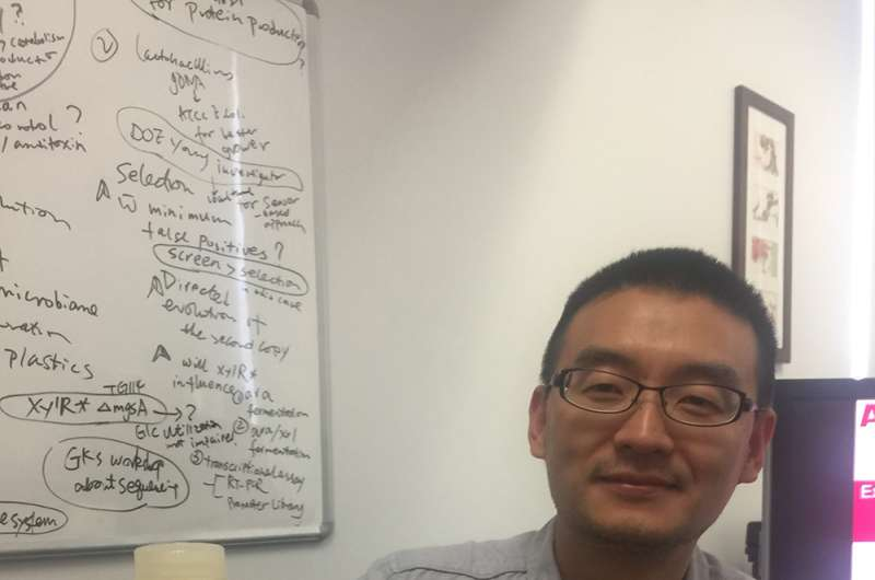 Solving a sweet problem for renewable biofuels and chemicals