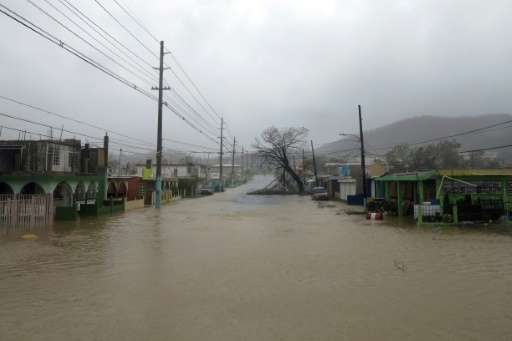Some kinds of severe weather, such as Hurricane Maria, which ravaged Puerto Rico, can be made worse or more frequent by climate