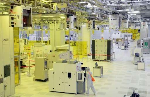 South Korean chipmaker SK Hynix's first quarter operating profit surges a record 339 percent