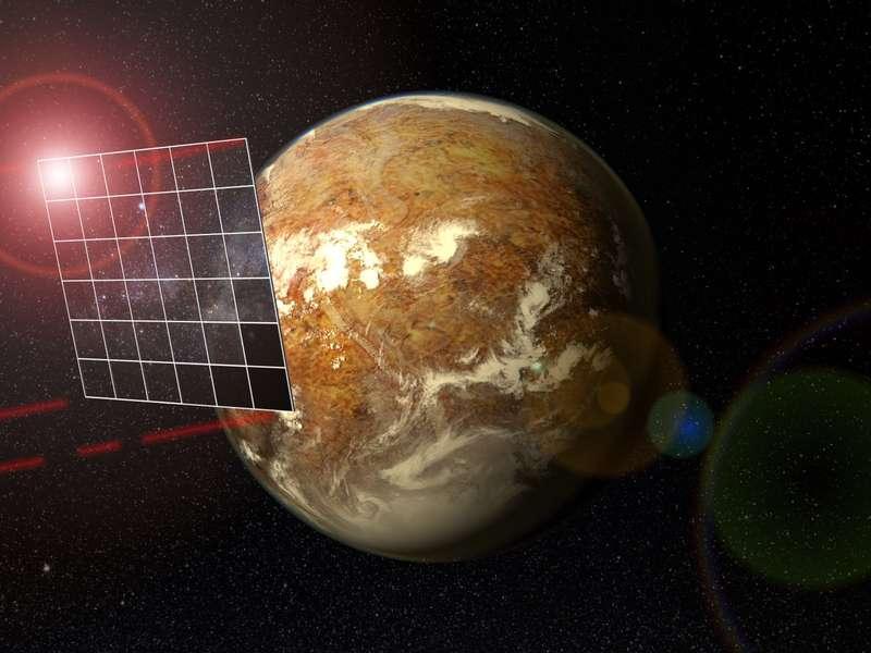 Space travel visionaries solve the problem of interstellar slowdown at Alpha Centauri