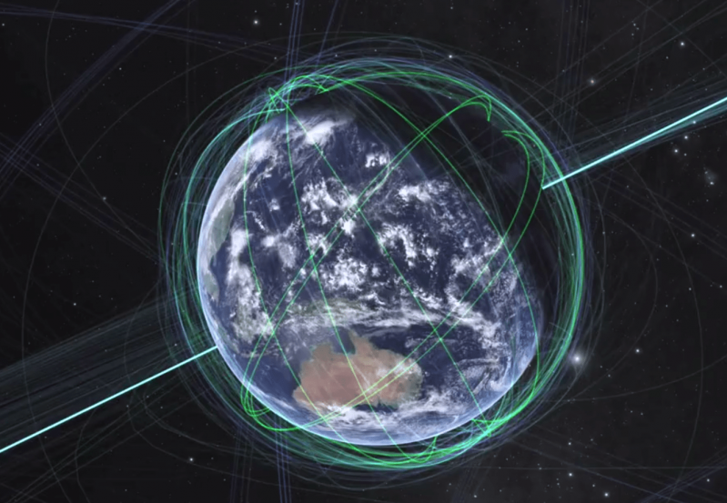 SpaceX details plans to launch thousands of internet satellites
