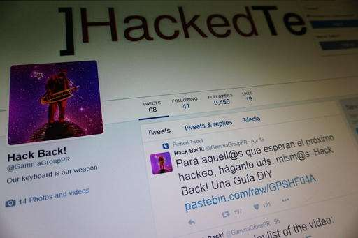 Spain: 4 people investigated over 'Phineas Fisher' hack