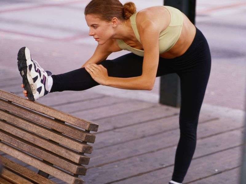 Stretches: the forgotten exercise