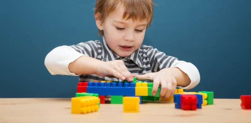 Structuring thought and imagination brick by brick, Lego is more than child's play