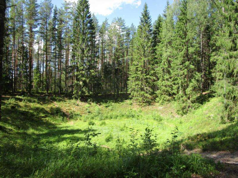 Studies of 'Crater Capital' in the Baltics show impactful history