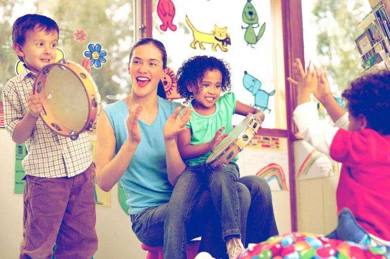 Study identifies a key to preventing disruptive behavior in preschool classrooms