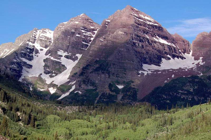 Study on impact of climate change on snowpack loss in Western US