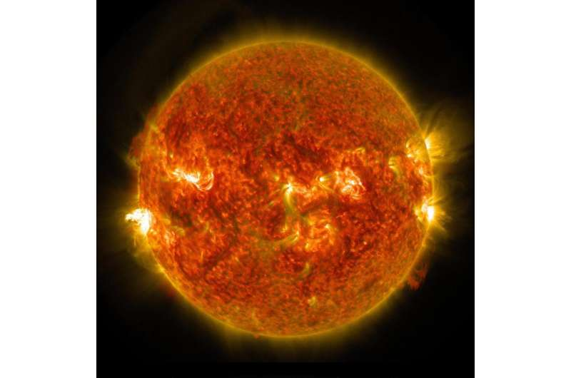 Sun's impact on climate change quantified for first time