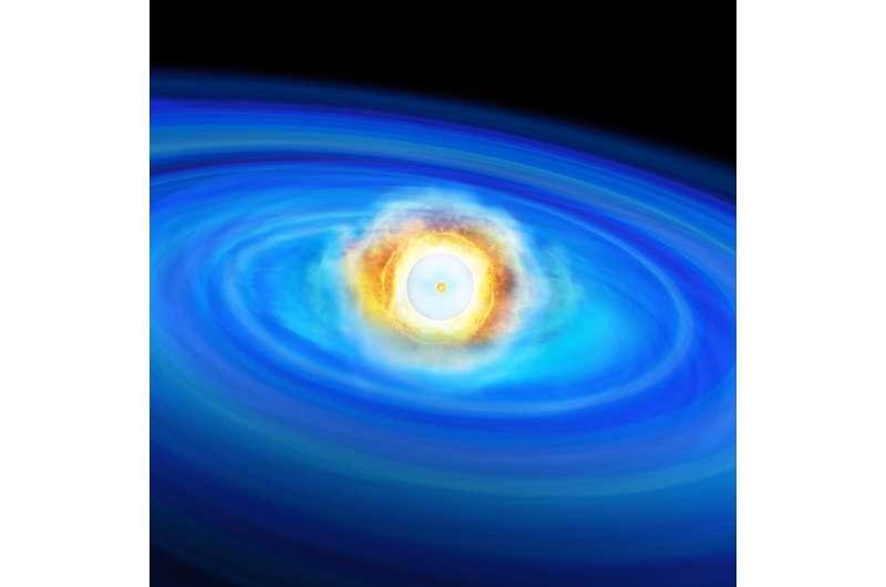 Surface helium detonation spells end for white dwarf