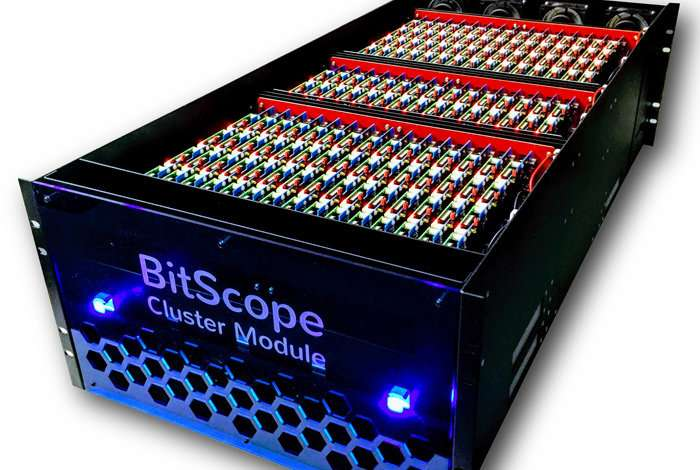 System with thousands of nodes brings affordable testbed to supercomputing system
