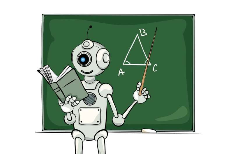Teaching machines to teach themselves
