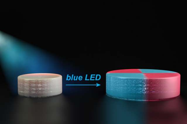 Technique enables adaptable 3-D printing