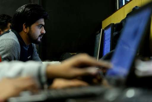 Tech start-up Innefu is developing AI systems for use by Indian intelligence-gathering agencies