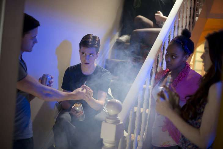 Teens' desire for thrills may lead them to smoke