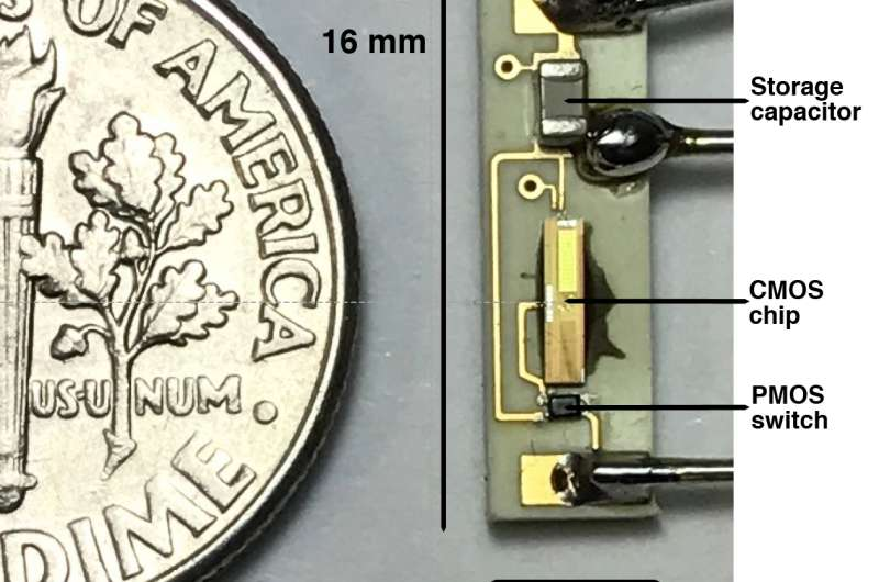 Texas team debuts battery-less pacemaker