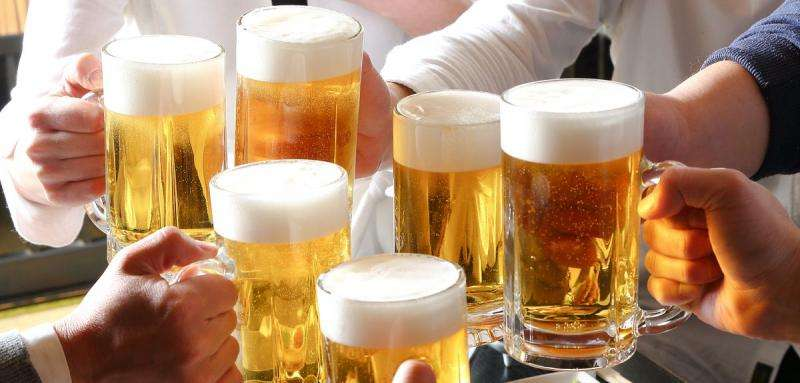 The benefits of social drinking