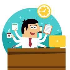 The brain mechanism behind multitasking