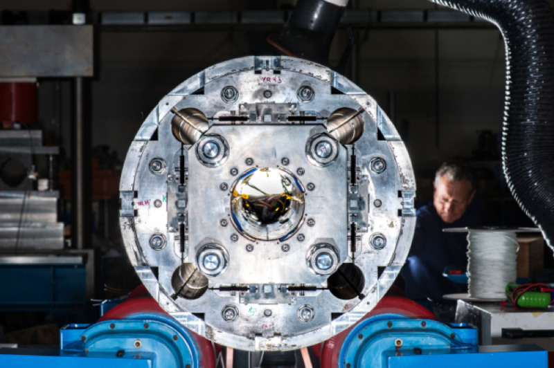 The crown jewel of the HL-LHC magnets