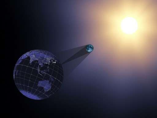 The entire United States will fall into shadow as a solar eclipse passes on August 21