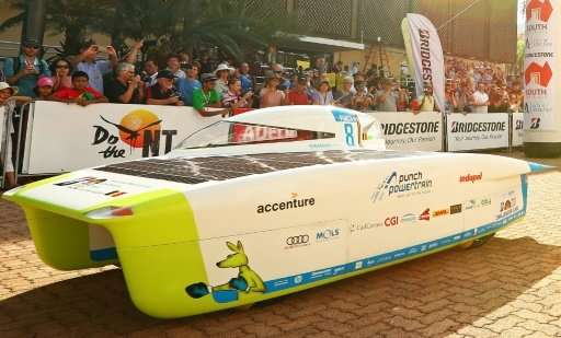 The event has become one of the world's foremost innovation challenges with teams looking to demonstrate designs that could one