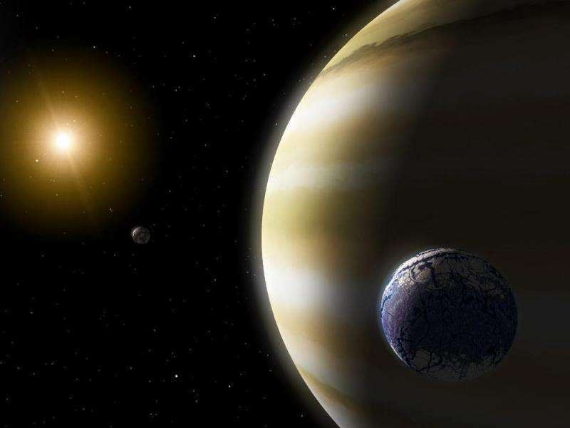 The fate of exomoons
