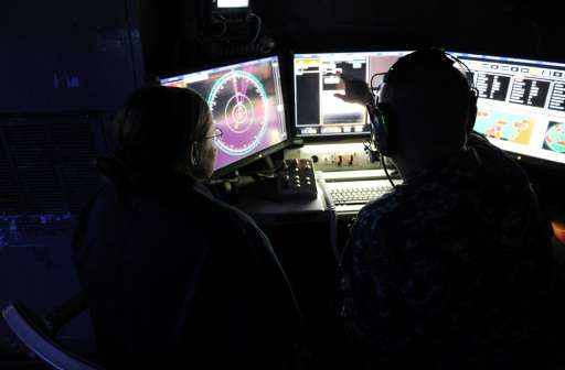 The Navy has since 2014 been testing a 30-kilowatt laser on one of its warships, the USS Ponce
