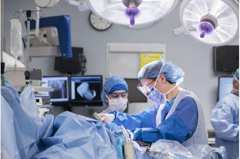 The Ottawa hospital emergency surgery study