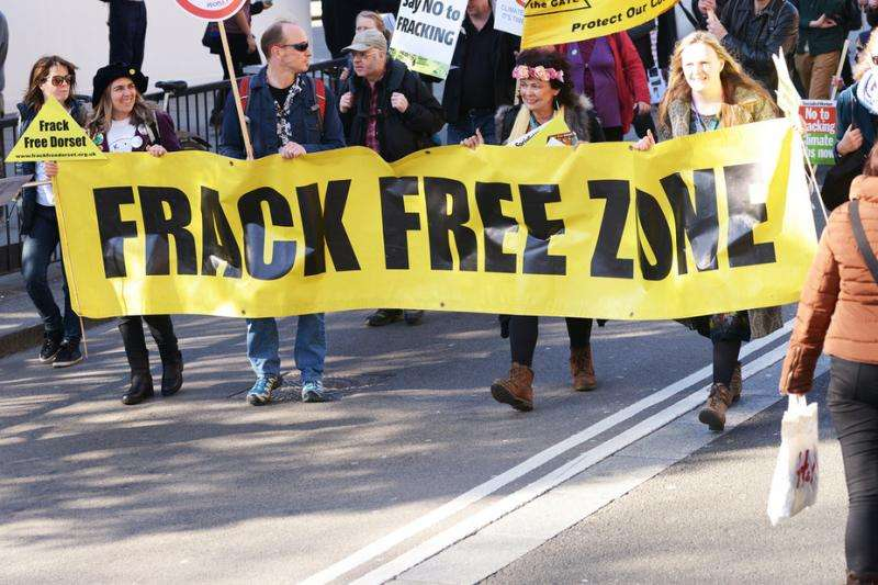 There may be a huge flaw in UK fracking hopes – the geology