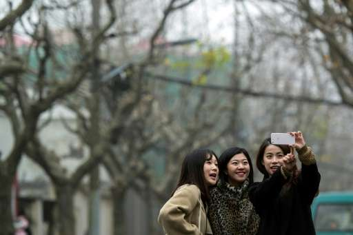 The selfie-editing craze highlights how Chinese lives are increasingly lived online, making a person's virtual appearance as imp