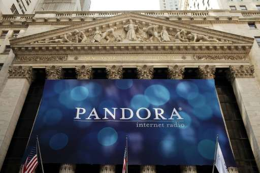 The shake-up at the top of Internet radio pioneer Pandora comes as it faces competition from Apple and Spotify