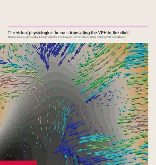 The Virtual Physiological Human – a 'digital twin' for patients