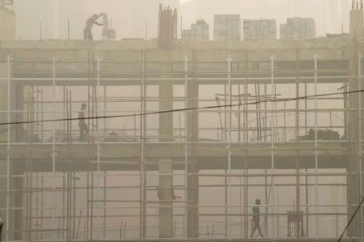 The World Health Organization in 2014 classed New Delhi as the world's most polluted capital