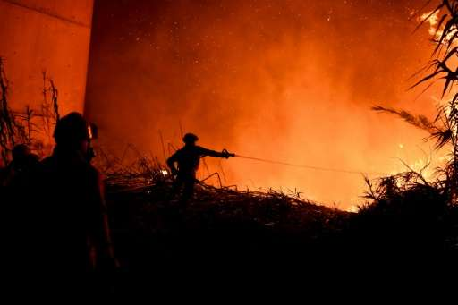 This is the second time this summer that Portugal has had to call for help from its European partners to tackle forest fires