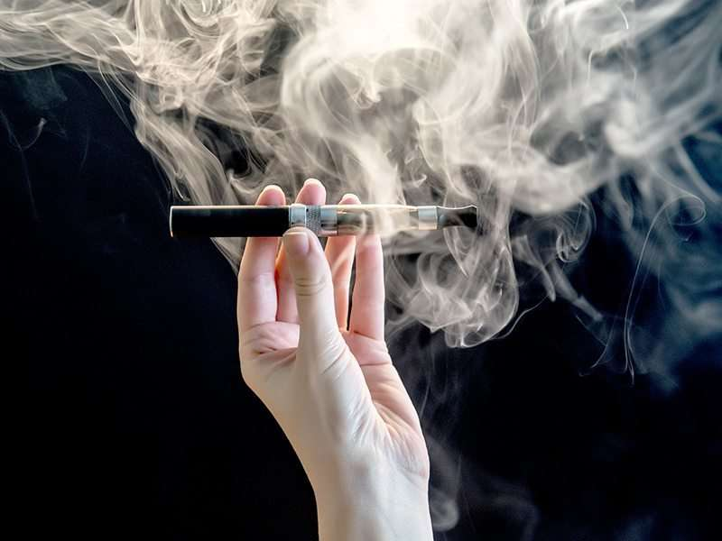 Trust in E-cigarette safety varies by worldview, source of messaging